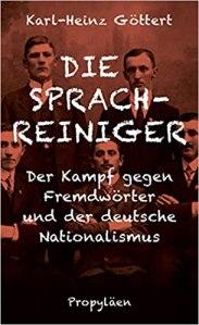 Karl-Heinz Göttert: Die Sprachreiniger Buchcover